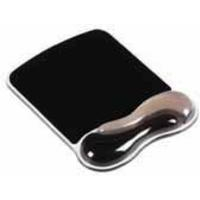 Acco Kensington Gel Wave Two Tone Mouse Mat 62399-0