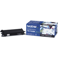 Brother TN135BK Toner Cartridge TN-135BK-0