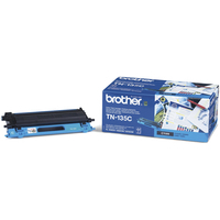 Brother TN135C Toner Cartridge Cyan TN-135C-0