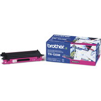 Brother TN135M Toner Cartridge Magenta TN-135M-0