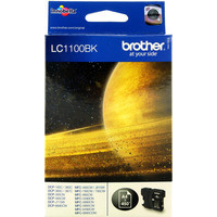 Brother LC1100BK Ink Cartridges Black LC-1100BK-0
