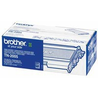 Brother TN2005 Toner Cartridge Black TN-2005-0