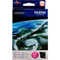 Brother LC985M Ink Cartridge Magenta LC-985M-0