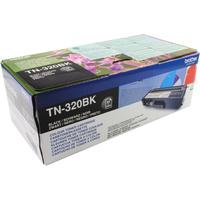 Brother TN320BK Toner Cartridge Black-0