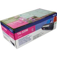 Brother TN320M Toner Cartridge Magenta-0
