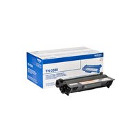 Brother TN3330 Toner Cartridge Black TN-3330-0