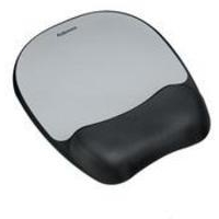 Fellowes Memory Mouse Pad and Wrist Rest Streak 9175801-0