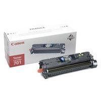 Canon701BK Toner Cartridge High Yield Black CRG-701Y-0