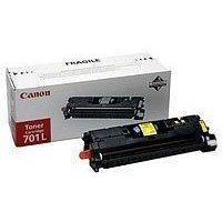 Canon CRG-701CL Toner Cartridge Cyan CRG701CL-0