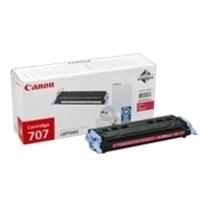 Canon 707M Toner Cartridge Magenta CRG-707M 9422A004AA-0