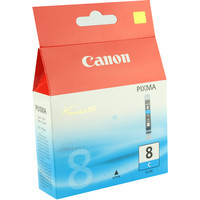 Canon CLI-8C Ink Cartridge Cyan CLI8C 0621B001-0