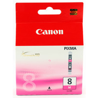 Canon CLI-8M Ink Cartridge Magenta CLI8M 0622B001-0