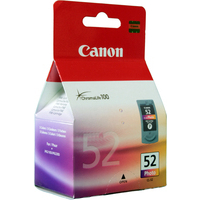 Canon CL-52 Ink Cartridge Photo Colour CL52 0619B001-0