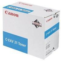 Canon C-EXV 21 Toner Cartridge Cyan 0453B002-0