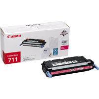 Canon 711M Toner Cartridge Magenta 1658B002AA CRG-711M-0