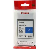 Canon PFI-102C Ink Cartridge Cyan PFI102 0896B001AA-0