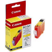 Canon BCI-3EY Ink Cartridge Yellow BCI3EY 4482A002-0