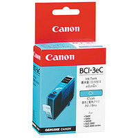 Canon BCI-3EC Ink Cartridge Cyan BCI3EC 4480A002-0
