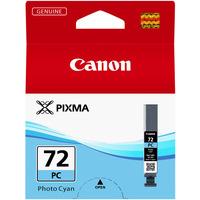 Canon Pixma PGI-72PC Ink Cartridge Photo Cyan 6407B001-0