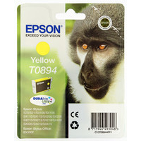 Epson T0894 Ink Cartridge Yellow C13T089440-0