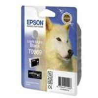 Epson T0969 Ink Cartridge Light Light Black C13T096940-0