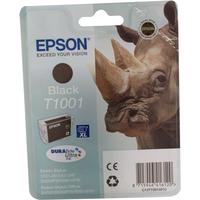 Epson T1001 Ink Cartridge Black C13T100140-0