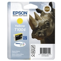 Epson T1004 Ink Cartridge Yellow C13T100440-0