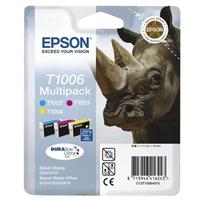 Epson T1006 Ink Cartridge Rainbow C13T100640-0