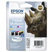 Epson T1006 Ink Cartridge Rainbow C13T100640-0
