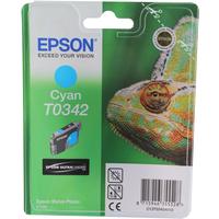 Epson T0342 Ink Cartridge Cyan C13T034240-0