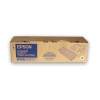 Epson S050436 Toner Cartridge Black C13S050436-0