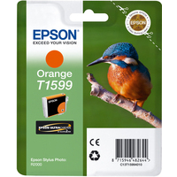 Epson T1599 Ink Cartridge Orange C13T15994010-0