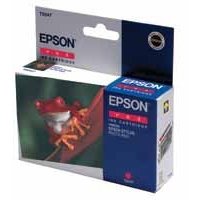 Epson T0547 Ink Cartridge Red C13T054740-0