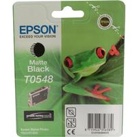 Epson T0548 Ink Cartridge Matte Black C13T054840-0