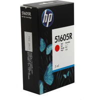 HP 51605R Ink Cartridge Red HP51605R-0