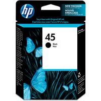 HP 51645A Ink Cartridge Black 51645AE HP51645A 45A-0