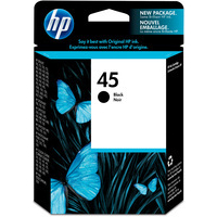 HP 51645A Ink Cartridge Black 51645AE HP51645A 45A-0