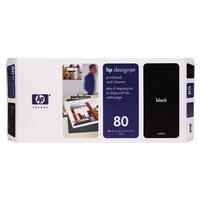 HP C4820A Print Head Cleaner Black HPC4820A 80-0