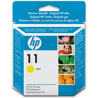 HP C4838A Ink Cartridge Yellow C4838AE HPC4838A 11-0