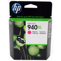 HP C4908AE Ink Cartridge Magenta HPC4908AE C4908A 940 XL-0