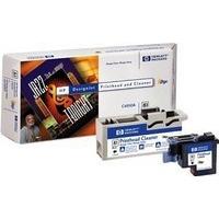 HP C4950A Print Head and Cleaner Black Dye HPC4950A 81-0