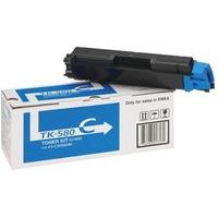 Kyocera Tk-580C Toner Cartridge Cyan-0