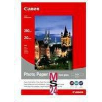 Canon Photo Paper Plus Semi-Gloss SG-201 4x6 inches Pk50 1686B015-0