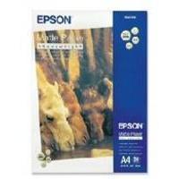 Epson Matt Photo Paper Heavyweight A4 Pk50 C13S041256-0