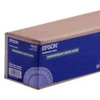 Epson Double Weight Matte Paper 24 inches x25M 180gsm C13S041385-0