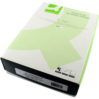 Q-Connect Business Paper A4 100gsm Laid White Pk500-0