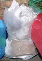 2Work Clear bags On Roll Pk50X5 Mvk032-0