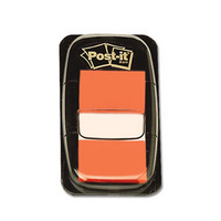 3M Post-it Index Tab 25mm Orange 680-4-0