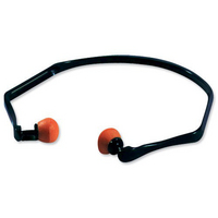 3M Banded Earplugs 1310 Pk10 GT500004848-0
