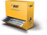 Bic Cristal Medium Ball Point Pen Value PkBlack 896040-0